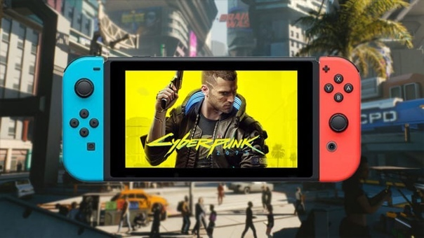 Блогер и автор YouTube-канала Nintendrew запустил на Nintendo Switch через Google Stadia - Cyberpunk 2077.